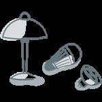 energiamerkintä lampuille