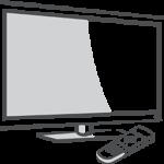 energiamerkintä televisioille