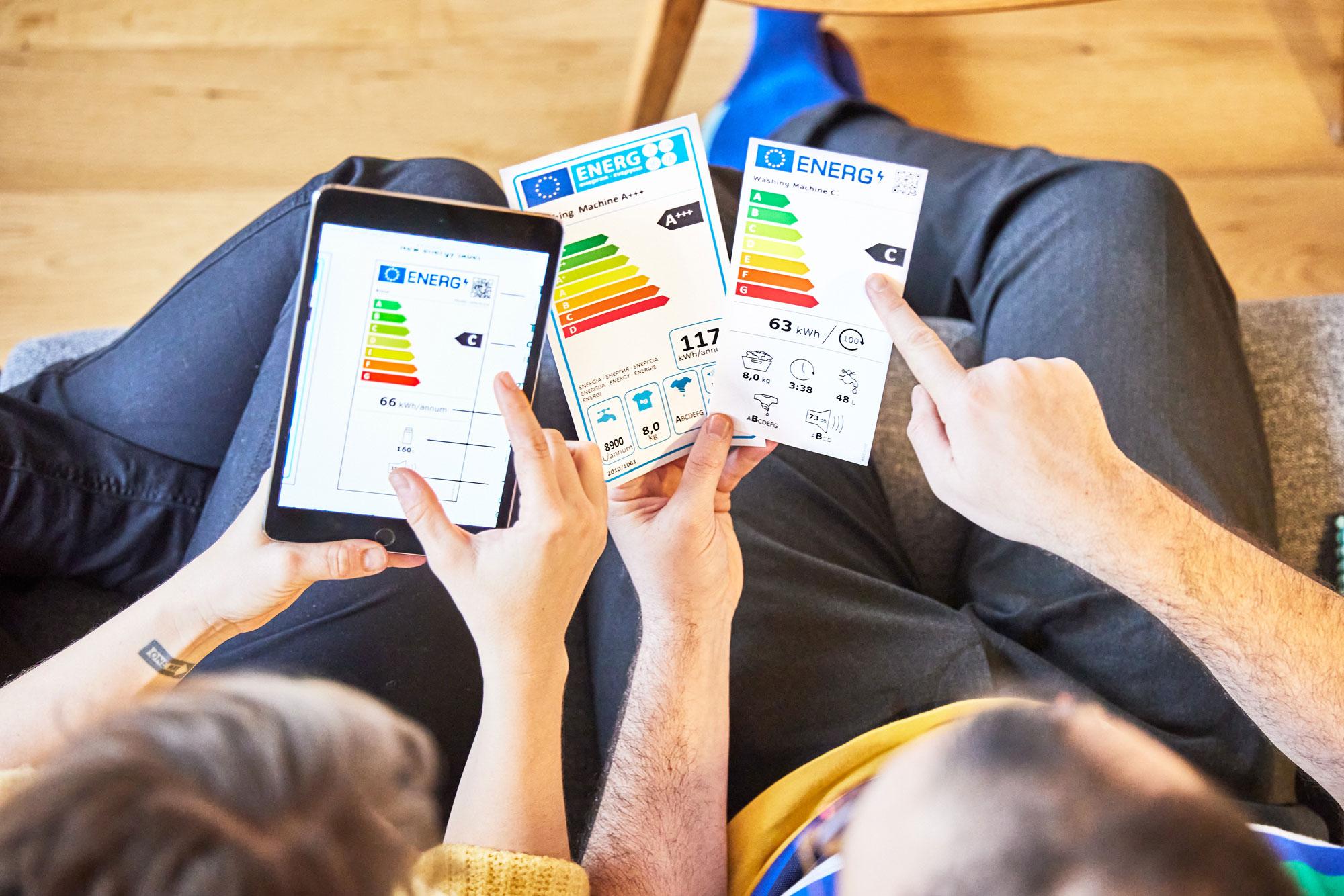 Energiamerkintä uudistuu, myös korjattavuudelle ja käyttöiälle tulee uusia vaatimuksia